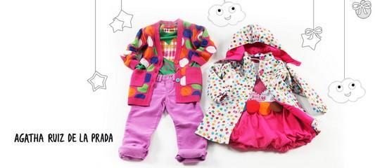 Agatha ruiz de la prada mode fille en vente priv e d couvrir - Vente privee pour enfant ...