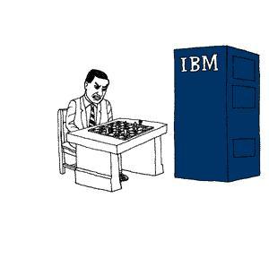 Echecs & Logiciels : Garry Kasparov