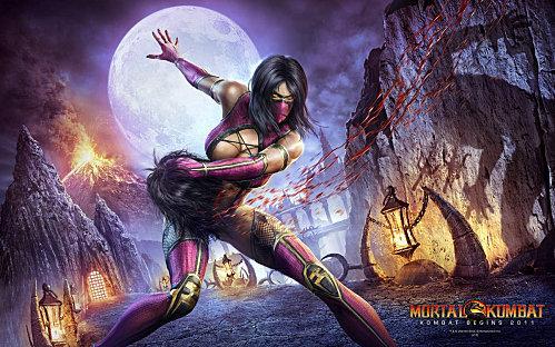 mortal kombat 9 mileena alternate. Mortal Kombat 9 : Mileena