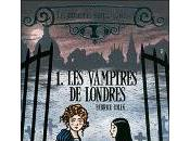 vampires Londres Fabrice Colin