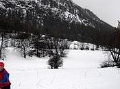 Trail Blanc Balance Serre Chevalier: p'tit tour dans neige...