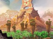 Donkey Kong Country Returns superbes concept-arts