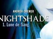 Lune sang Nightshade Andrea Cremer