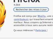 Firefox bêta disponible téléchargement