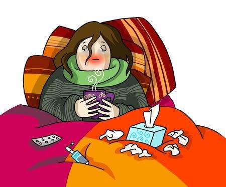 De l 39 utilit de la grippe dix bonnes raisons d 39 aimer ce for Angine remede maison