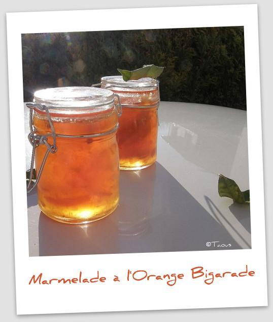 Marmelade l 39 orange am re bigarade paperblog - Marmelade d orange amere ...