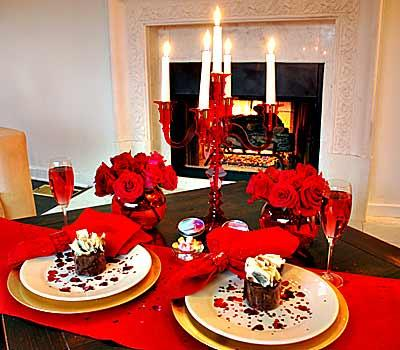 Decoration St Valentin