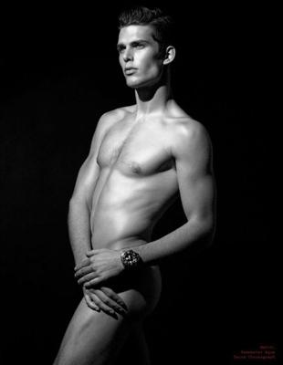 Nils Butler par Karl Simone