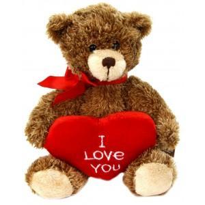 Cadeau st valentin n 16 un nounours de saint valentin - Cadeau derniere minute saint valentin ...