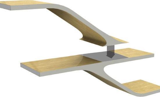 ivy un syst me d tag re modulaire de paris lowitz. Black Bedroom Furniture Sets. Home Design Ideas