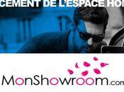 MonShowRoom Homme, boutique ligne multimarques mode lance dans collections prêt-à-porter Homme