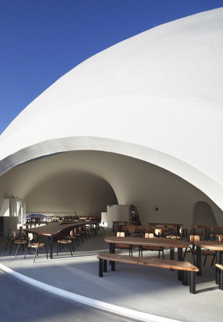 Hoto fudo un restaurant moderne pr s du mont fuji au japon d couvrir - Mont d or preparation ...