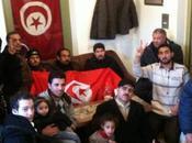tunisiens occupent l'ambassade Tunisie Berne
