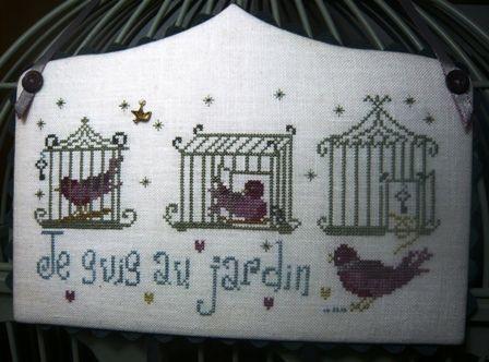 ouvrez ouvrez la cage aux oiseaux paperblog. Black Bedroom Furniture Sets. Home Design Ideas