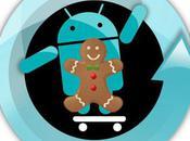 version CyanogenMod porté Samsung Galaxy GT-I9000