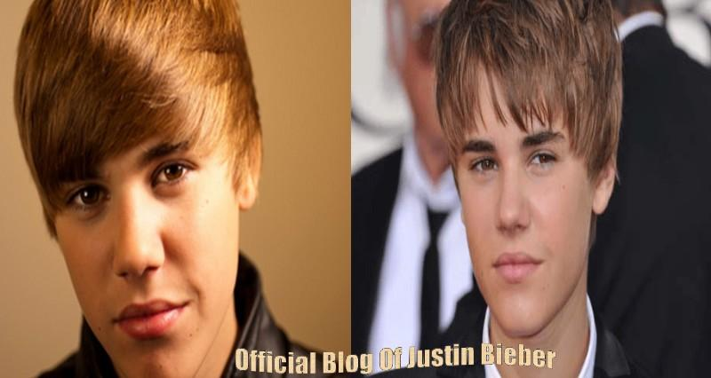 justin bieber ce que lui co tait son ancienne coiffure. Black Bedroom Furniture Sets. Home Design Ideas