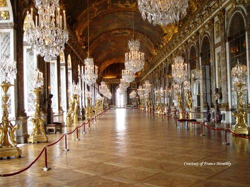 visite du chateau de versailles voir. Black Bedroom Furniture Sets. Home Design Ideas