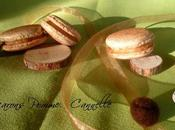 Macarons Pomme Cannelle