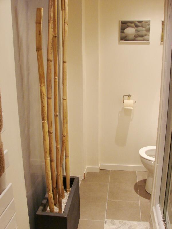 Projet bambous dans ma salle de bains paperblog - Decoratie salle de bain zen bambou ...