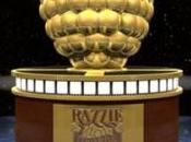 """RAZZIES 2011: """"Twilight Hesitation"""" tête nominations"""