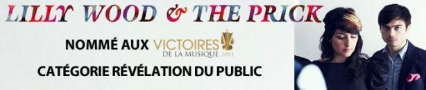 Pourquoi tu dois voter Lilly Wood & The Prick aux Victoires de la Musique
