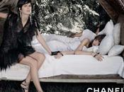 Campagne Chanel Spring Summer 2011 black white...