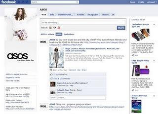 asos ouvre la 1 re boutique sur facebook en europe d couvrir. Black Bedroom Furniture Sets. Home Design Ideas