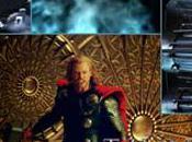 wallpapers officiels pour Captain America Thor