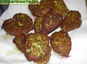Croquettes brocoli