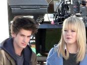 Emma Stone Elle tarit d'éloges Andrew Garfield