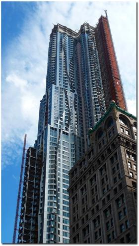La plus haute tour r sidentielle de new york paperblog for Plus haute tour new york