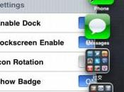 Cydia Dock votre iPhone/iPad