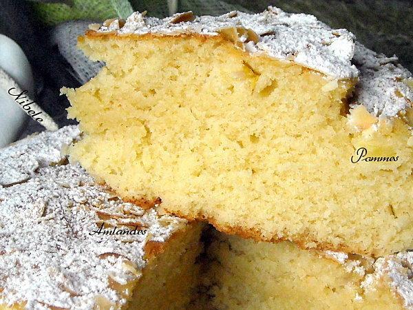 recette de gateau a la creme fraiche liquide | gâteaux de vacances