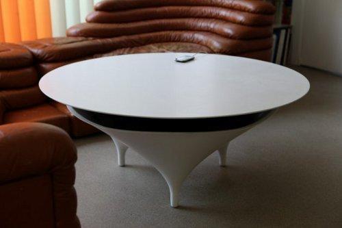 acoustable table basse acoustique paperblog. Black Bedroom Furniture Sets. Home Design Ideas