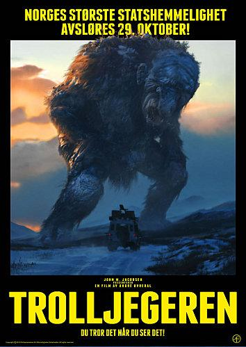 Critique Ciné : The Troll Hunter (André Øvredal - 2010) dans Cinema