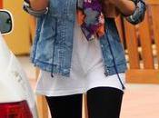 foulard comme Jessica Alba