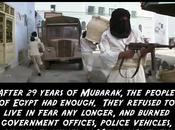 Indiana Jones explique révolution égyptienne