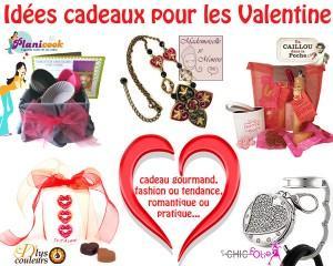 Des id es de cadeau femme pour la saint valentin d couvrir - Idee pour st valentin ...
