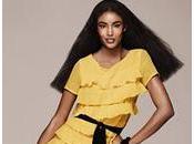 mode petits prix Éco-responsable H&M lance collection printemps matières durables