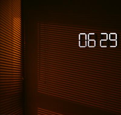 Une Horloge toujours en vue!