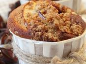 Muffins pomme cannelle Pain Quotidien