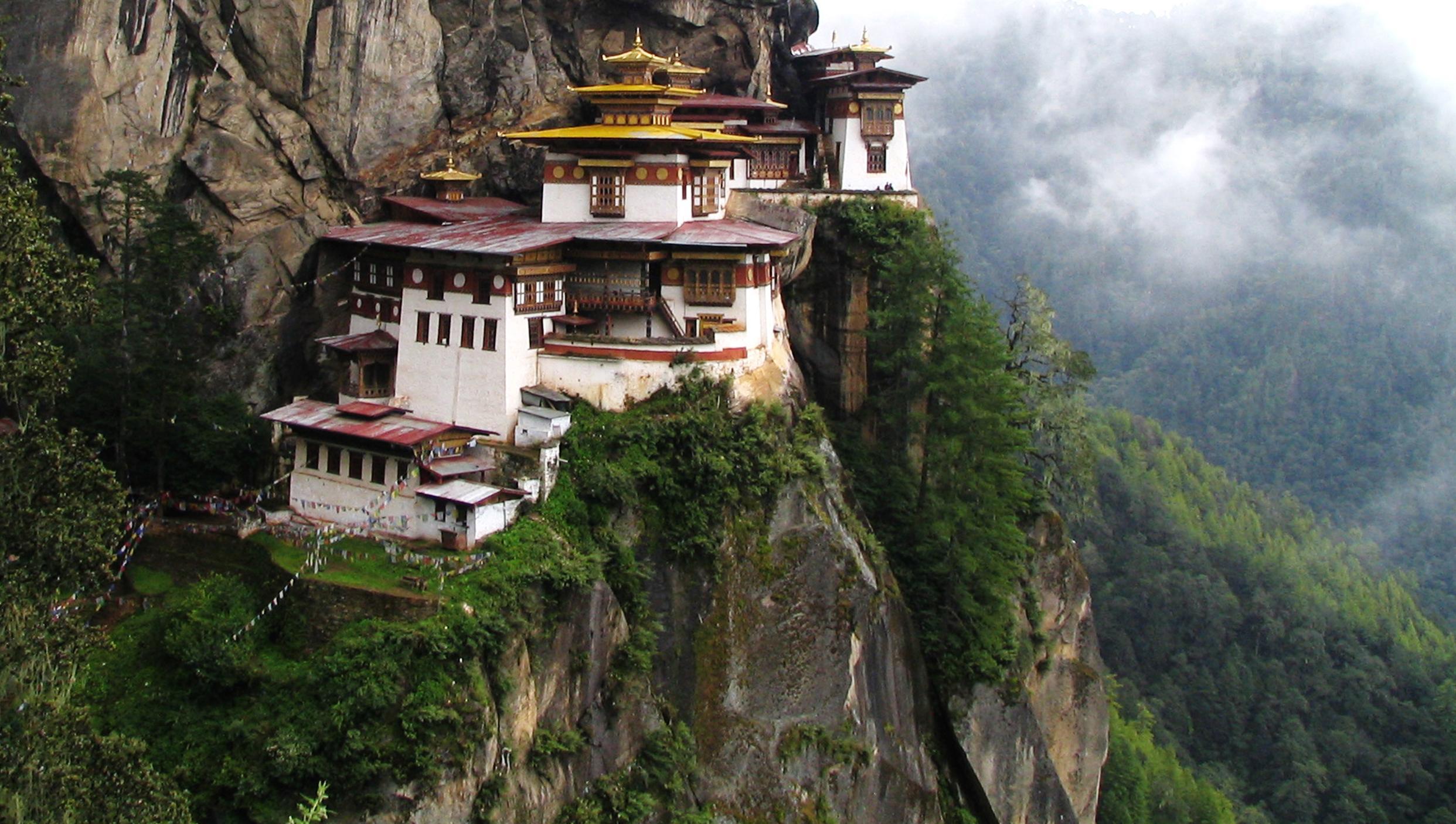 Bhoutan: le royaume du