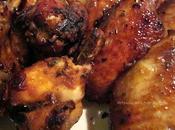 Ailes poulet sauce