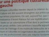 "Etat, collectivités, ""démocratisation"" culturelle... considérations intempestives."
