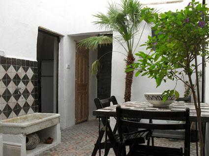 R novation d coration d une maison arabe tunis paperblog - Decoration arabe maison ...