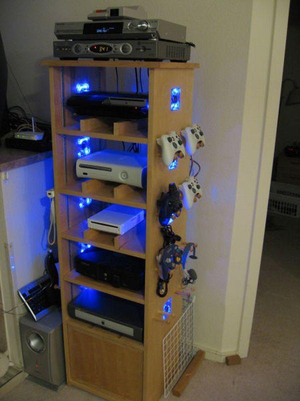 un fan de jeux videos voir. Black Bedroom Furniture Sets. Home Design Ideas