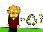 Joly, Europe Ecologie, candidature 2012 recyclage