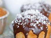 Petits cakes coco-choco… vacances…