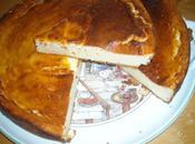 tarte fromage blanc sans pâte