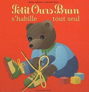 Cheesemade petit ours brun - Petit ours brun va al ecole ...